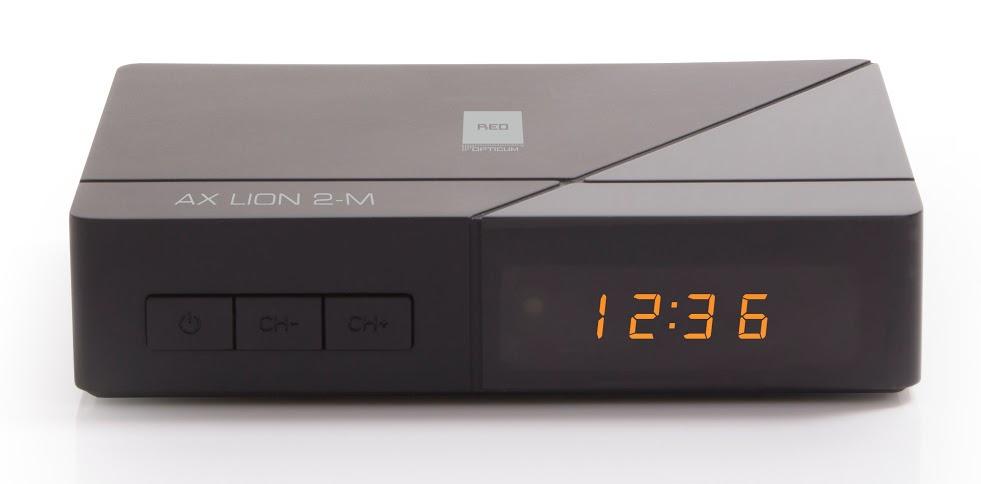 TUNER DEKODER DVB-T OPTICUM LION 2-M