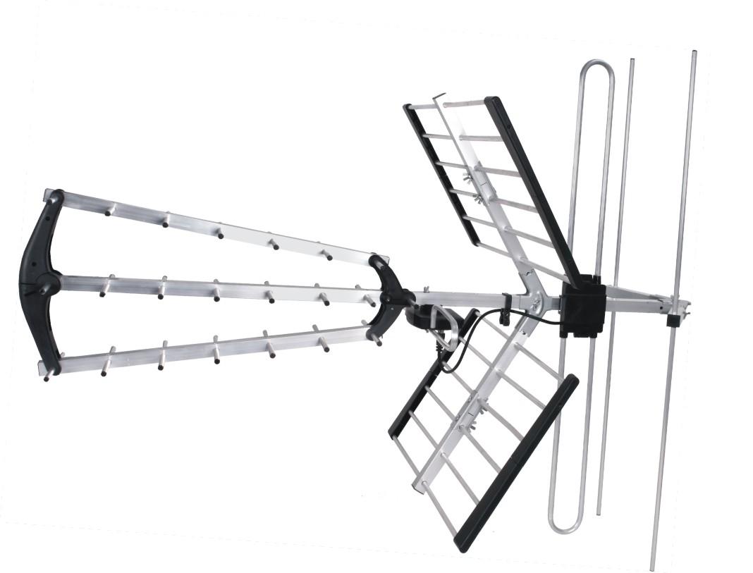 ANTENA OPTICUM BX 1000+ LTE COMBO VHF-UHF