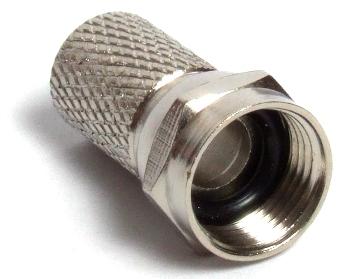 WTYK F NAKRĘCANY 6,9 mm Z USZCZELKĄ