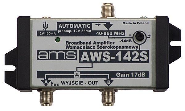 WZMACNIACZ ABONENCKI AWS-142S