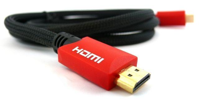 KABEL HDMI WTYK / WTYK 1,5m CONOTECH
