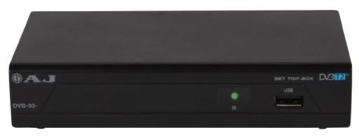 TUNER DEKODER DVB-T OPTICUM AJ DVB-93+