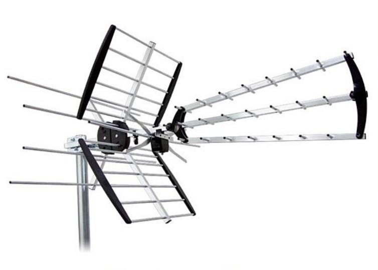 ANTENA OPTICUM AX 1000+ LTE COMBO VHF-UHF