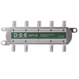 ROZGAŁĘŹNIK SAT DSE SSP1-8