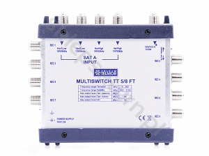 MULTISWITCH 5/8 TELKOM-TELMOR TT 5/8 FT